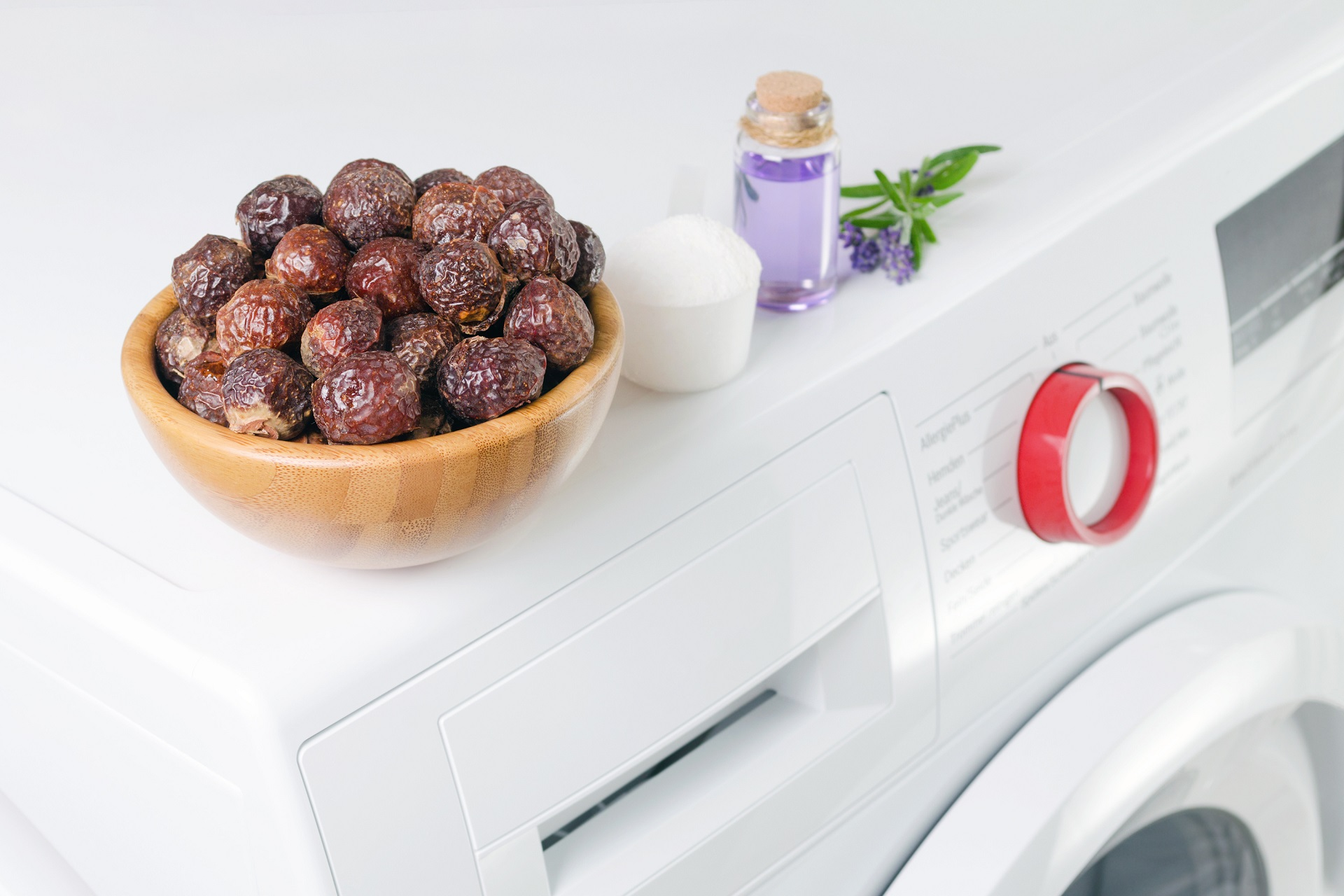 Waschen mit Waschnüssen